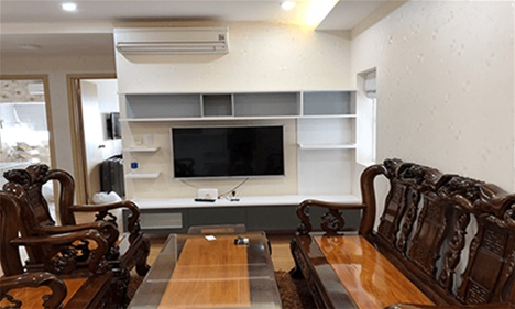 2 bedrooms fully furnished apartment available for rent
